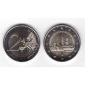 LATVIA - NEW ISSUE 2 EURO UNC COIN 2014 YEAR RIGA CITY