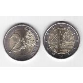 PORTUGAL - NEW ISSUE BIMETAL 2 EURO UNC COIN 2016 YEAR BRIDGE